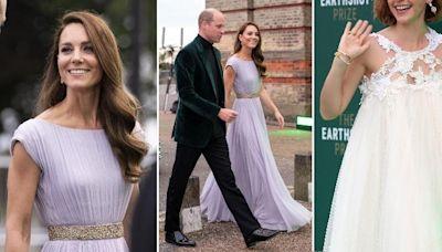 好像希臘女神!凱特「重穿10年前舊衣」美出新高度 艾瑪華森「一轉身露出性感美背」顏值不輸王妃❤️