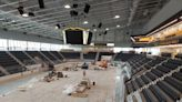 CC hockey coach Kris Mayotte excited about new home arena