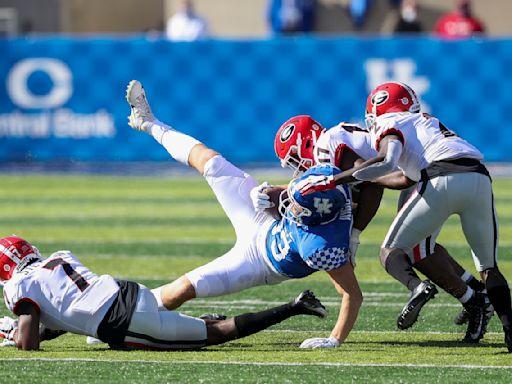 Georgia vs. Kentucky: 5 reasons UGA moves to 7-0