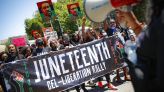 President Biden Makes Juneteenth Federal Holiday