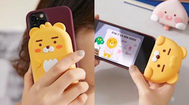 Kakao Friends推出2款Ryan行動電源,設計巧妙又可愛!