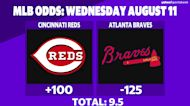 Betting: Reds vs. Braves   August 11