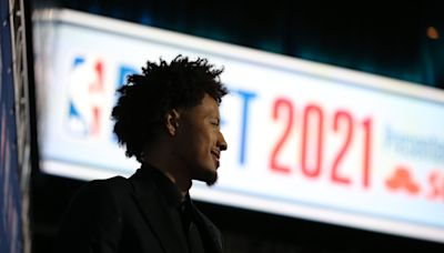 After going No. 1, Cade Cunningham embracing the responsibility of leading Detroit Pistons