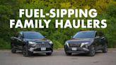 Hyundai Tucson Hybrid vs Toyota RAV4 Hybrid Comparison: Fuel-Sipping Family Haulers - AutoGuide.com