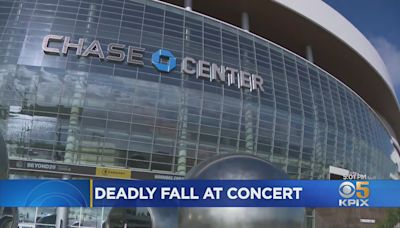 1 Dead, 2 Injured In Separate Falls During Phish Concert At Chase Center