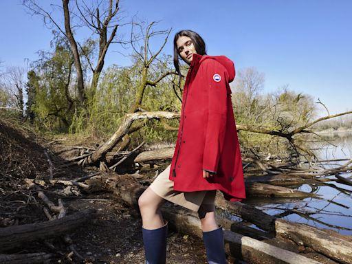 形塑惡劣天候最佳穿搭 防水、防風機能外套也時髦化