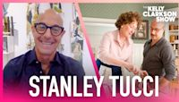 Stanley Tucci Cooked With Meryl Streep To Prepare For 'Julie & Julia'