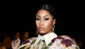 Nicki Minaj shares adorable first picture of baby son on wedding anniversary
