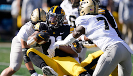 Bowl projections: Iowa's loss adds new wrinkle to College Football Playoff race