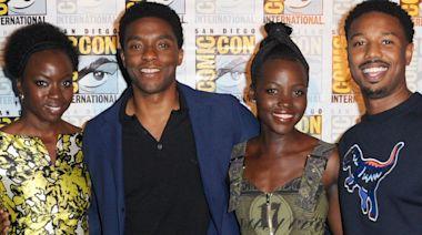 Michael B. Jordan, Lupita Nyong'o and More Honor Chadwick Boseman on What Would've Been His 44th Birthday