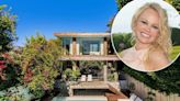 Inside Pamela Anderson's Malibu beach house that just sold for $11.8M