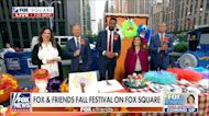 'Fox & Friends' celebrates fall with crafting, festival on Fox Square