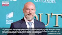 'Outlander' Star Graham McTavish Reveals He's Been Secretly Cast in HBO's 'House of the Dragon'   THR News