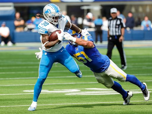 Detroit Lions lose to Los Angeles Rams, 28-19: Game thread replay