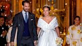Philippos de Grecia y Nina Flohr Todos los detalles y las mejores imágenes de su gran boda real griega, la primera que se celebra en Atenas en casi sesenta años