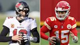 Tom Brady and the Bucs Will Face Off Against Patrick Mahomes and the Chiefs at Super Bowl LV