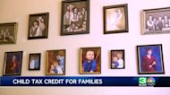'It's going to change our whole lives': Tracy family says expanded child tax credit will help them out of poverty
