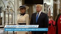 What Melania Trump's Biographers Learned: 'More in It for Her to Stay Than to Go'