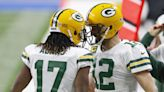 News: Green Bay Packers' Aaron Rodgers And Davante Adams Both Post Picture Of Bulls' Michael Jordan And ...