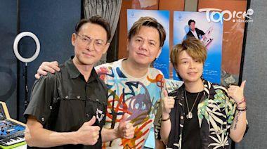 伍仲衡邀強尼做音樂會嘉賓 《造星》CY有望跟《聲夢》鍾柔美同台 - 香港經濟日報 - TOPick - 娛樂