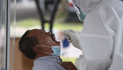 Indonesia records its largest 1-day jump in COVID infections
