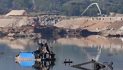 一水庫清淤耗32億 中共為改造自然付代價