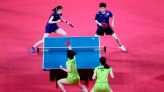 FOCUS ON-Table tennis at the Tokyo Olympics