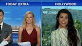 Resurfaced Kourtney Kardashian interview gives TikTok 'second-hand embarrassment': 'I couldn't even watch'