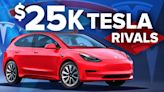 $25,000 Tesla Compact Car: Let's Look At The Competition