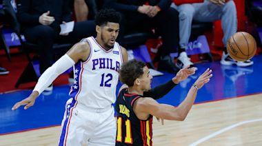 NBA季後賽》老鷹多點開花打退76人 飛進東區冠軍戰