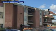 NW Miami Building Evacuated After Partial Roof Collapse