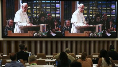 'Outing' of priest shines light on power -- and partisanship -- of Catholic media