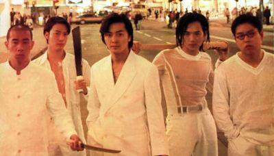 五部劉德華出演古惑仔電影,說劉德華沒演技,演黑社會不輸鄭伊健