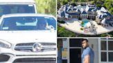Britney Spears & Sam Asghari shopping Jeffree Star's $16.5M Hidden Hills mansion