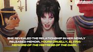 Elvira, a.k.a Cassandra Peterson, comes out in new memoir, revealing 19-year relationship with woman