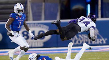 TCU runs roughshod over winless Kansas in 59-23 victory