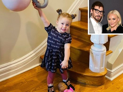 Hilary Duff and Matthew Koma Celebrate Daughter Banks' 2nd Birthday After Announcing Pregnancy News