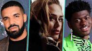 Adele Drops Stunning New Single 'Easy On Me': Drake, Lil Nas X & More Stars React
