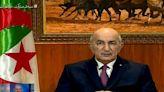 Algerian president cautions pro-democracy protesters