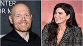 Bill Burr defends former Mandalorian co-star Gina Carano: 'She was an absolute sweetheart'