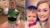 Son, 2, strangled to death by blind cord when mum turned back for 'seconds'