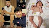 張惠妺經紀人陳鎮川報喜!曬初生嬰兒照 和老公新婚半年有兒子了   蘋果新聞網   蘋果日報
