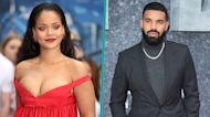 Rihanna May Have Covered Up The Matching Tattoo She Got With Drake
