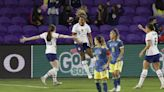 USA vs. Colombia recap: double debut goals!