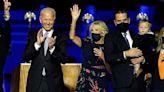 總統交接|美國新第一家庭入主白宮 拜登次子捲醜聞 | 蘋果日報