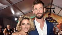 "Elsa Pataky Pays Tribute to ""Amazing"" Dad Chris Hemsworth With Adorable Photo - E! Online Deutschland"