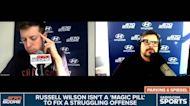 Russell Wilson isn't a 'magic pill' to fix a struggling offense