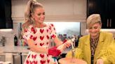 Paris Hilton & Demi Lovato Make a Big Mistake on 'Cooking With Paris'