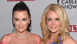 Andy Cohen Reveals the Scene Kyle and Kim Richards 'Begged' Bravo to Cut from RHOBH Season 1