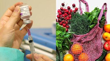 如何降低接種疫苗不適?營養師:「2不4要」飲食法吃起來 - 自由電子報iStyle時尚美妝頻道